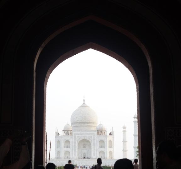 Taj Mahal - First Peak - Jaw Drop