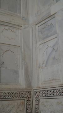 Taj Mahal tomb entrance