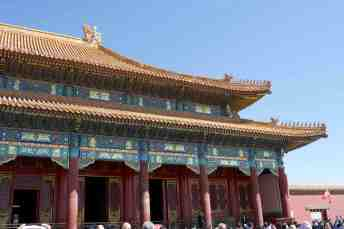 Forbidden City Beautiful buildings