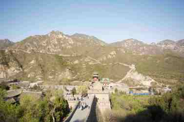 The Great Wall at Juyong Pass