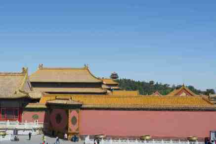 The mesmerizing Forbidden City