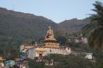Close up view of Padmasambhava