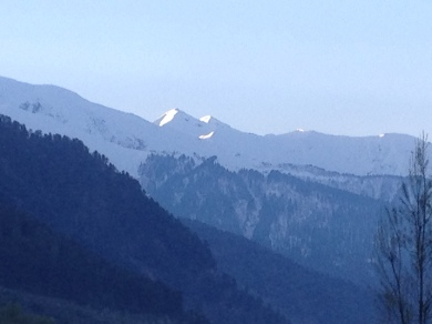 Early morning in Manali