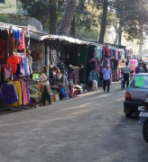 Kasauli Market shops