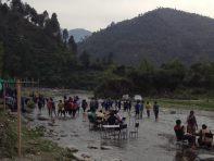 Sadhupul Tea and stream walking