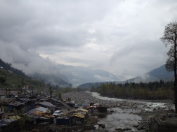 Settlement near Manali