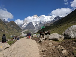 Ending of Kedarnath Trail - Boom!