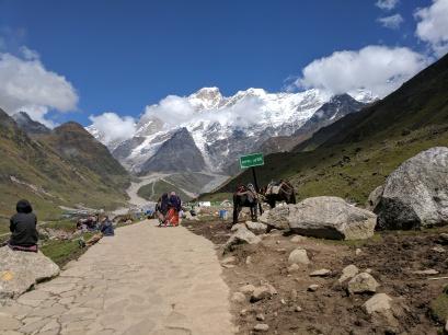 Ending of Kedarnath Trail - Boom!