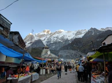 Kedarnath Temple Town
