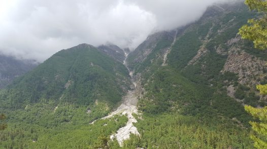 On the way to Chitkul