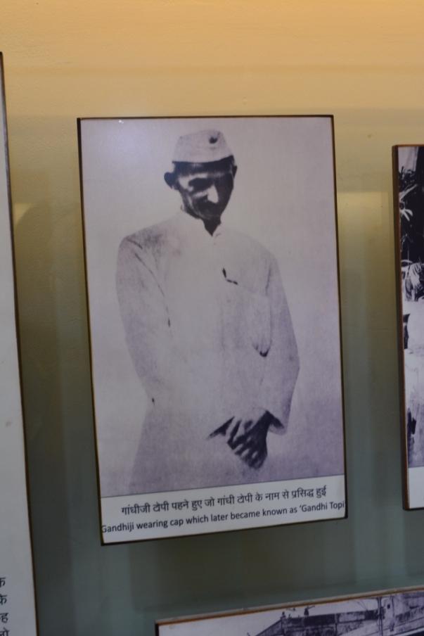 Pic in Kaba Gandhi