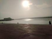 Reflect and meditate by River Ganga in Paramarth Ashram Haridwar