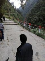 Start of Kedarnath Trail