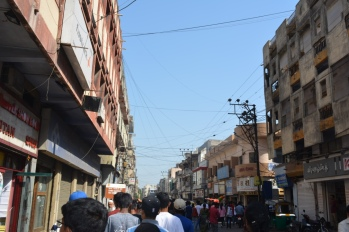 Streets of Rajkot