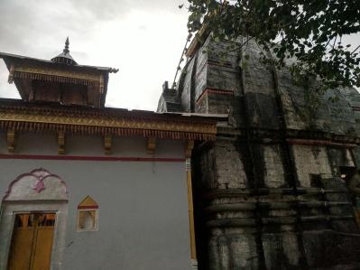 Temple in Uttarkashi