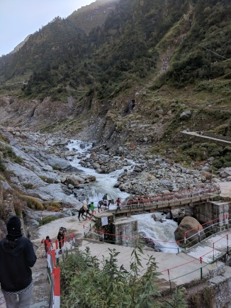 Ups and downs of Kedarnath trail