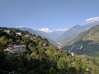 Views from Guptkashi
