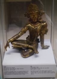 Bronze Sculpture at NM
