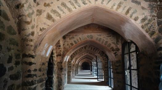 Feroz Shah Kotla rooms
