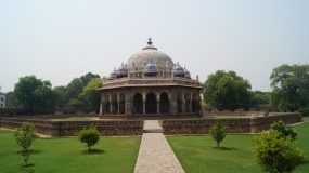 Isa Khan Tomb near Humayun's Tomb