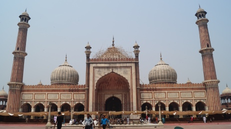 Jama Masjid Inside