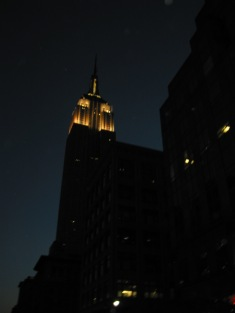 Night time Empire View