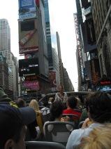 NY Tour Bus