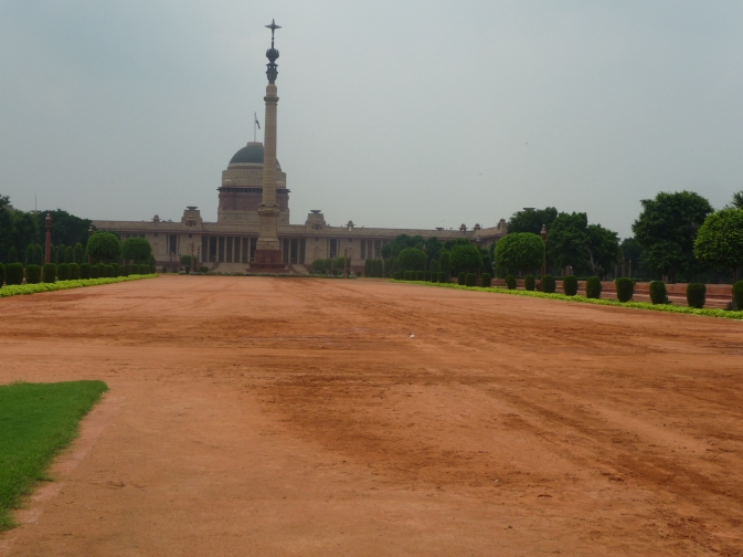 President's Building Rashtrapathi Bhavan