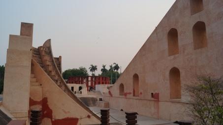 Structures at Delhi Jantar Mantar