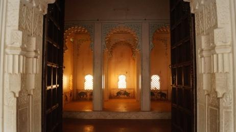 a room at kumbhalgarh fort
