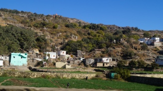 a village on mount abu