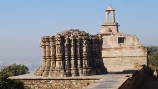architecture at chittorgarh
