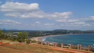 beach view park in thotlakonda