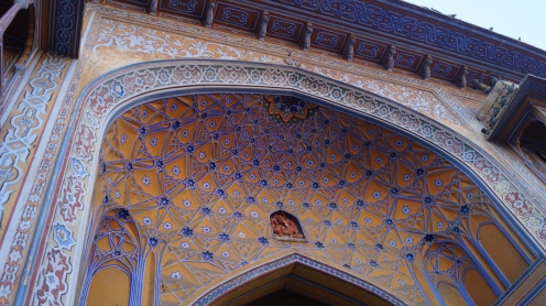 ceiling of gate in jaipur