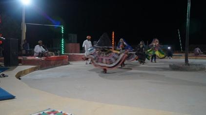 cultural show at sam dunes