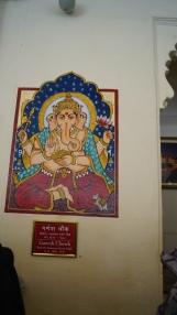 ganesh chowk udaipur palace