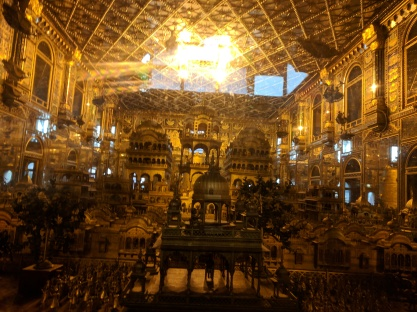 inside the golden temple overview