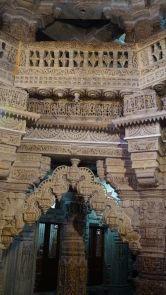 jain temple inside jaisalmer fort