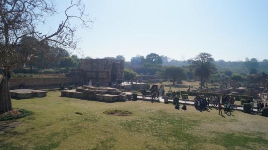 jauhar ground in chittorgarh fort