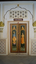 junagarh fort doors art