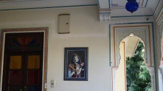 krishna palace painting