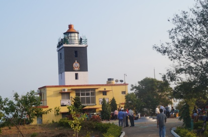 lighthouse at dolphin's nose