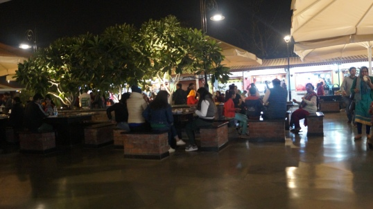 masala chowk food court in jaipur
