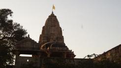 mirabai temple at chittorgarh fort