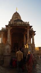 mirabai temple at chittorgarh