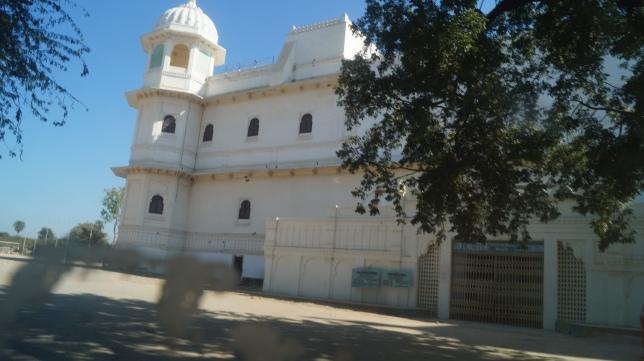 museum at chittorgarh fort