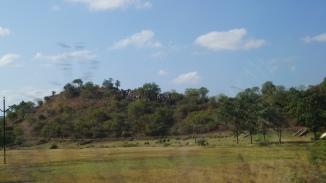 on the way to bojjanakonda