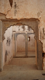 padmini's palace at chittorgarh fort
