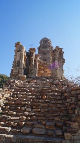 ruins near jauhar ground
