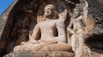 statue 1 at bojjanakonda